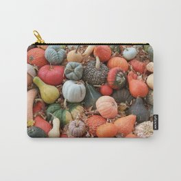cornucopia (heirloom pumpkins and squashes) Carry-All Pouch