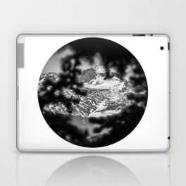 Peek-a-boo Mountains | Rocky Mountains National Park, Colorado Laptop & iPad Skin