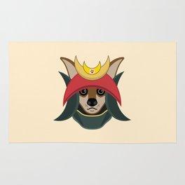 Daimyo Dog Rug