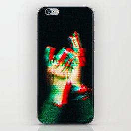 The Glitch - 2 iPhone Skin
