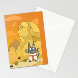 Welcome to Egypt  Stationery Cards