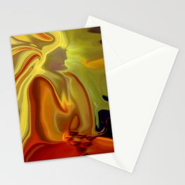GURU IN MEDITATION Stationery Cards