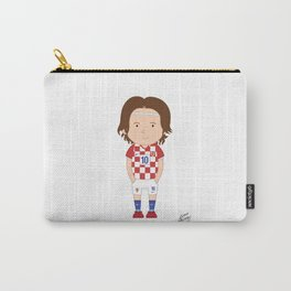 Luka Modrić - Croatia - World Cup 2014 Carry-All Pouch