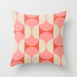 Capsule Modern Throw Pillow