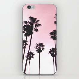 Palms & Sunset iPhone Skin