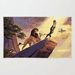 The Lion King Rug