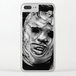 The Family Man Clear iPhone Case