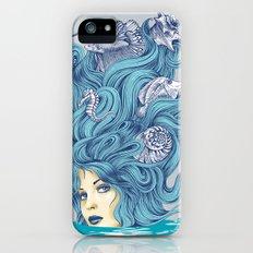 Ocean Queen Slim Case iPhone (5, 5s)