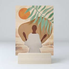 Beauty of the Sun Mini Art Print