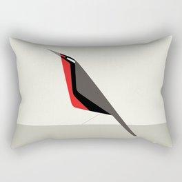 Loica chilena / Long-tailed meadowlark Rectangular Pillow