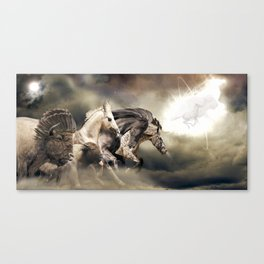 The Great Spirit Canvas Print