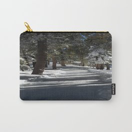 Mammoth Mountain: Chalets Path Carry-All Pouch