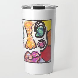 born and raised Travel Mug