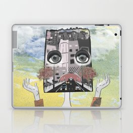 Women of City Colours Laptop & iPad Skin