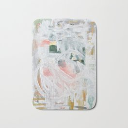 Emerging Abstact Bath Mat