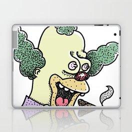 TITS EYES KRUSTY Laptop & iPad Skin