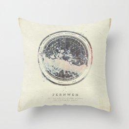 Fernweh Vol 6 Throw Pillow