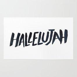 Hallelujah Rug