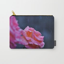 Crying Rose Carry-All Pouch