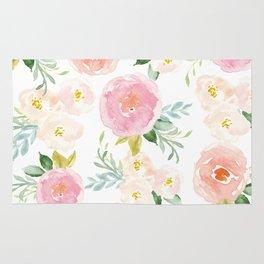 Floral 02 - Medium Flowers Rug