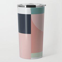 Abstract Geometric 06 Travel Mug