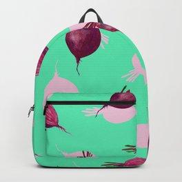 Beet Backpack
