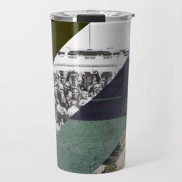 Kendrick lamar cover collage Travel Mug