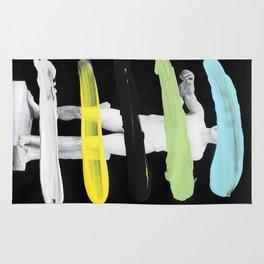 Untitled (Finger Paint 8) Rug