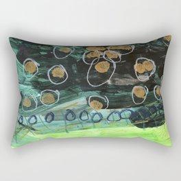 Night Wishes Rectangular Pillow