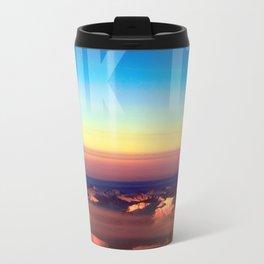 Drink it in Metal Travel Mug