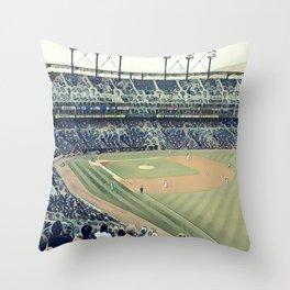Take me out to the Ballgame! Throw Pillow