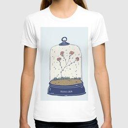 Bloom & Grow - Inspirational Terrarium T-shirt