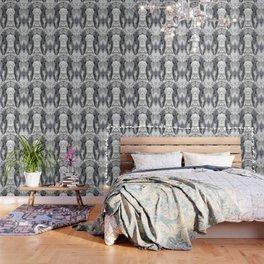 blk&whitebodys&roses Wallpaper