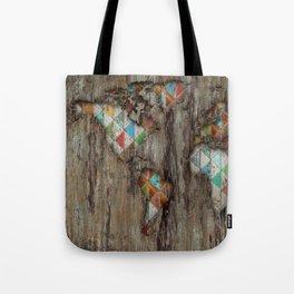 My Geometric World Tote Bag