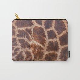 Giraffe Fur Carry-All Pouch