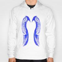 angel wings Hoodies featuring Angel wings.  by Dead City