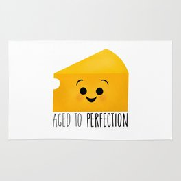 Aged To Perfection - Cheese Rug