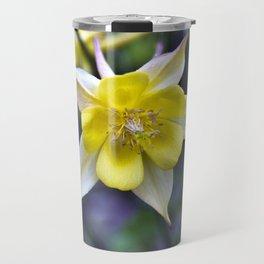 Summery breathing of flowers Travel Mug