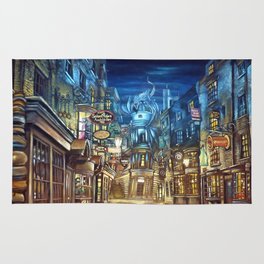 Diagon Alley Rug