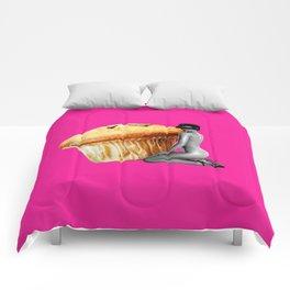 Muffin Whore Comforters