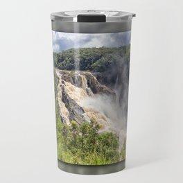 Magnificent Barron Falls Travel Mug
