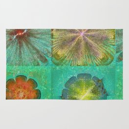 Hallowed Layout Flowers  ID:16165-043715-02000 Rug