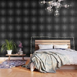 Black Dragon Scales Wallpaper