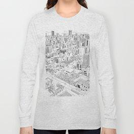 Asakusa, Japan Long Sleeve T-shirt