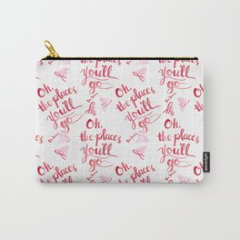 Oh, The Places You'll Go! Carry-All Pouch
