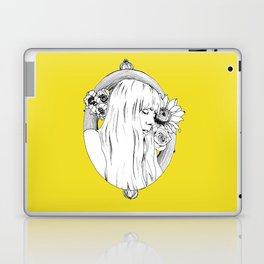 Joni Mitchell Laptop & iPad Skin