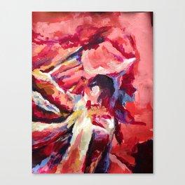 Sleeper II Canvas Print