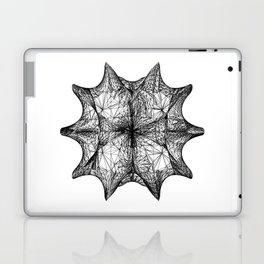 The Calabi-Yau Manifold - White Laptop & iPad Skin