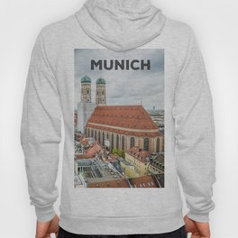 The Cathedral of Munich Hoody