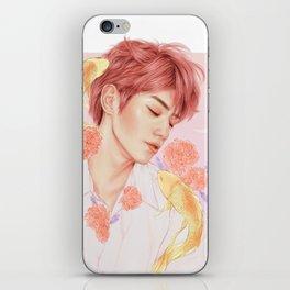 sweet dreams [taeyong nct] iPhone Skin